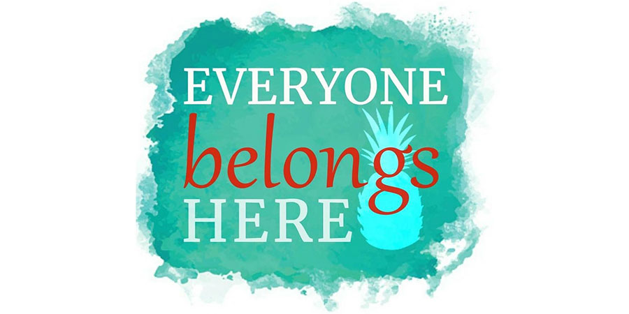 Everyone Belongs Here Sermon Series