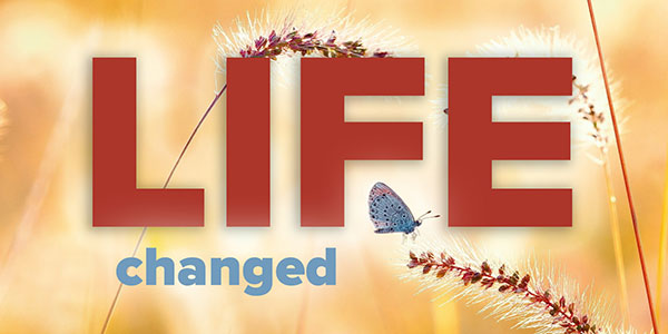 Life Changed Sermon Series