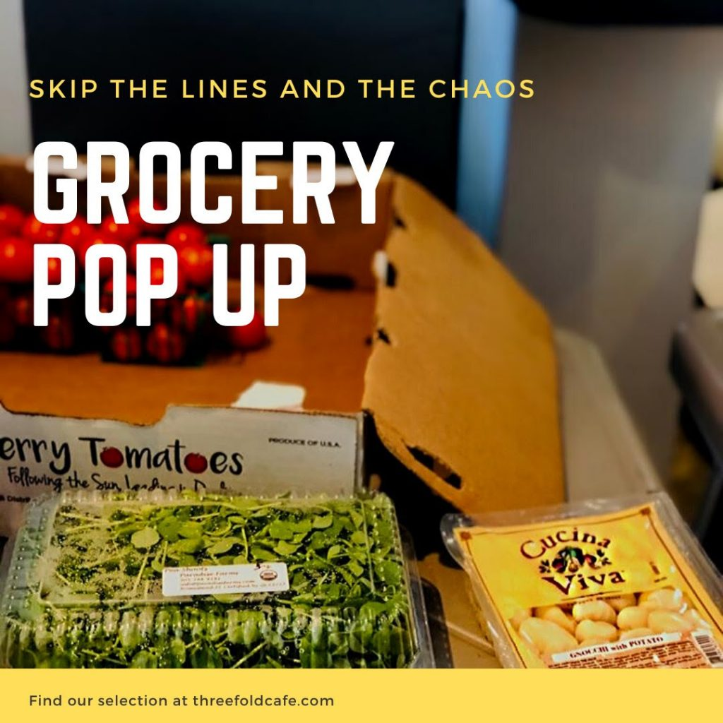 Grocery Popup
