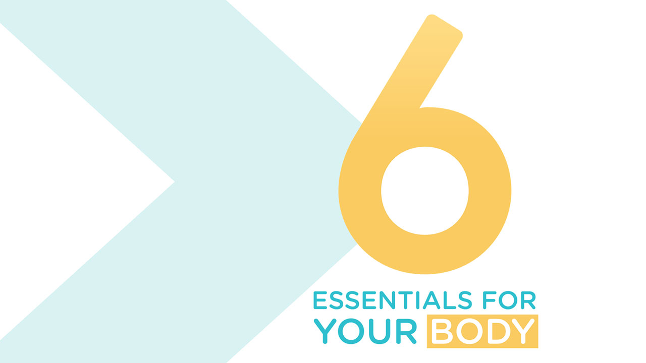 6 Essentials for Your Body
